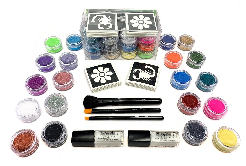 NEW COLOURS!  Hobby Kit