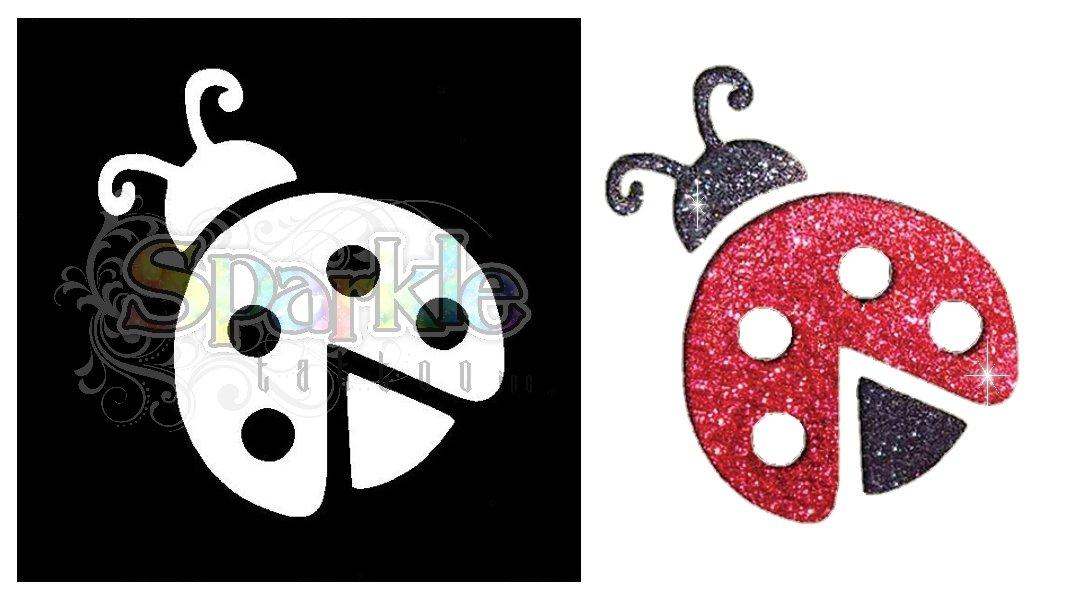 Ladybug Stencil