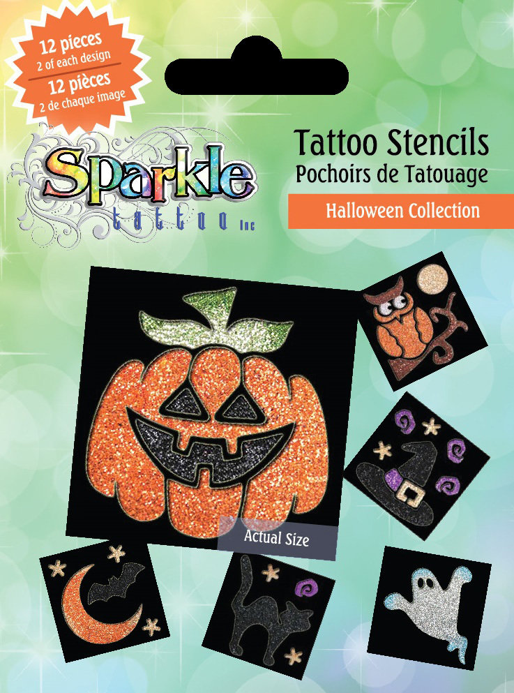 Halloween Stencil Collection