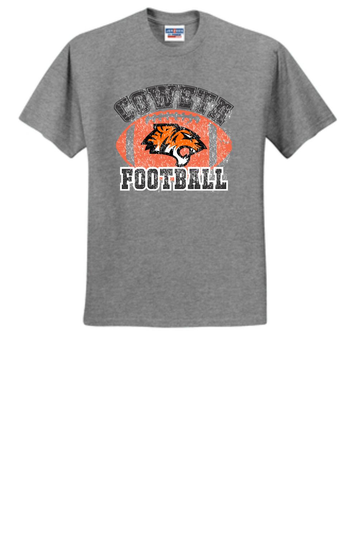 Coweta Football Youth T-Shirt