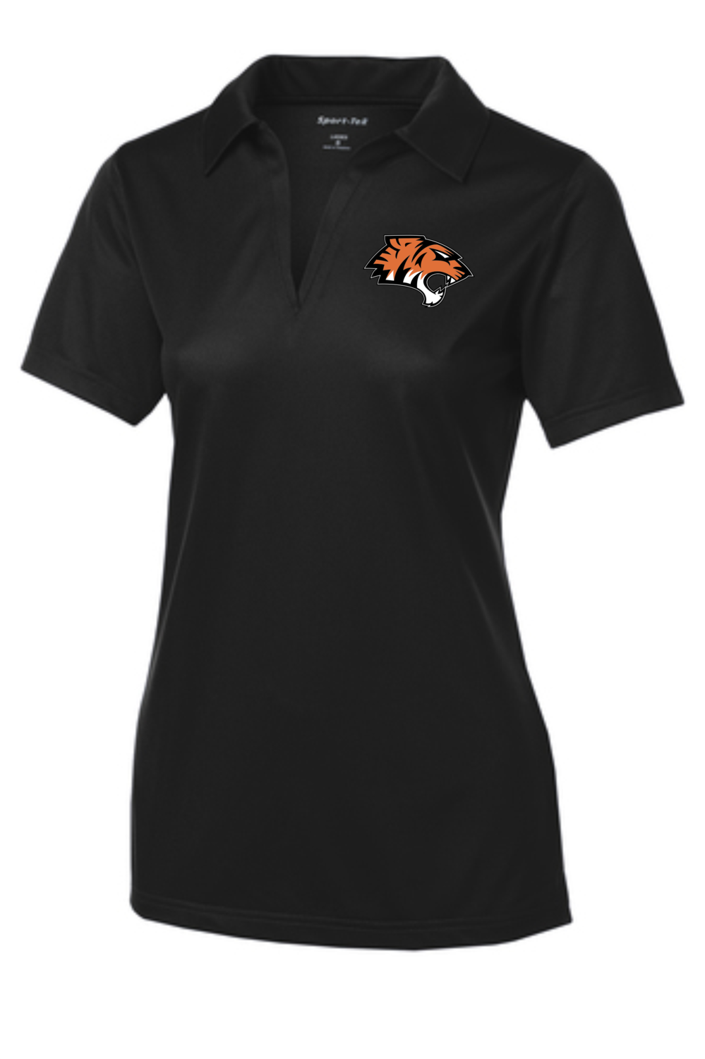 *EMBROIDERED* LST690 Sport-Tek® Ladies PosiCharge® Active Textured Polo