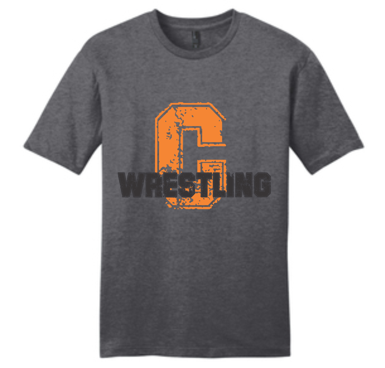 CowetaYouthWrestling - District Very Important Tee