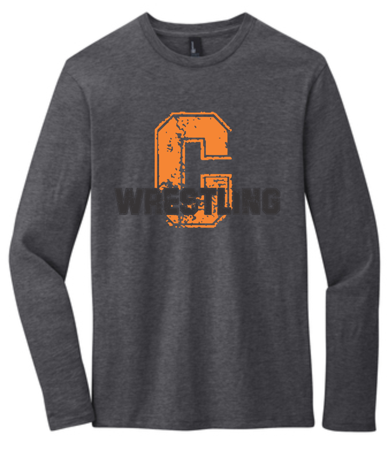 CowetaYouthWrestling - District ® Very Important Tee ® Long Sleeve