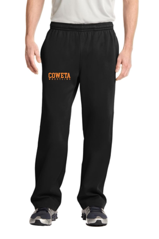 CowetaYouthWrestling - Sport-Tek® Sport-Wick® Fleece Pant
