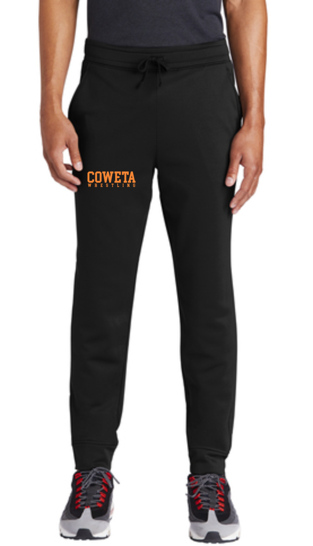 Coweta Youth Wrestling - Sport-Tek ® Sport-Wick ® Fleece Jogger