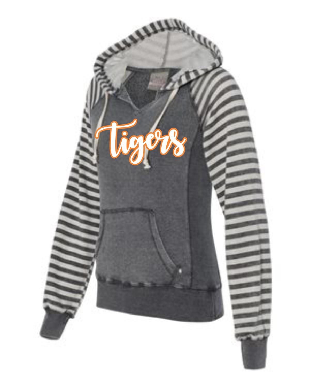 MV Sport - Women's Angel Fleece Sanded Piper Hooded Sweatshirt - W15106