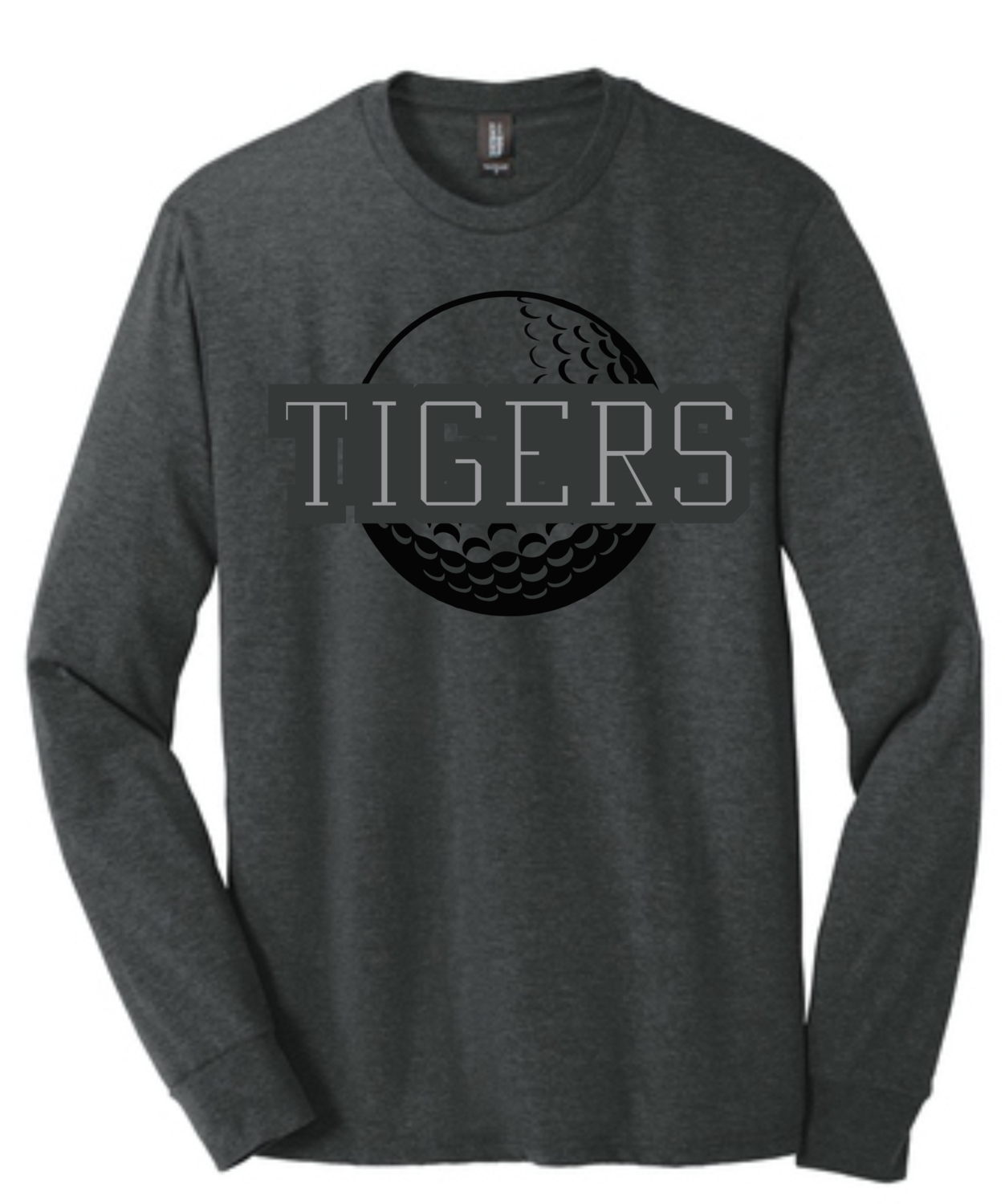 DM132 - District ® Perfect Tri ® Long Sleeve Tee