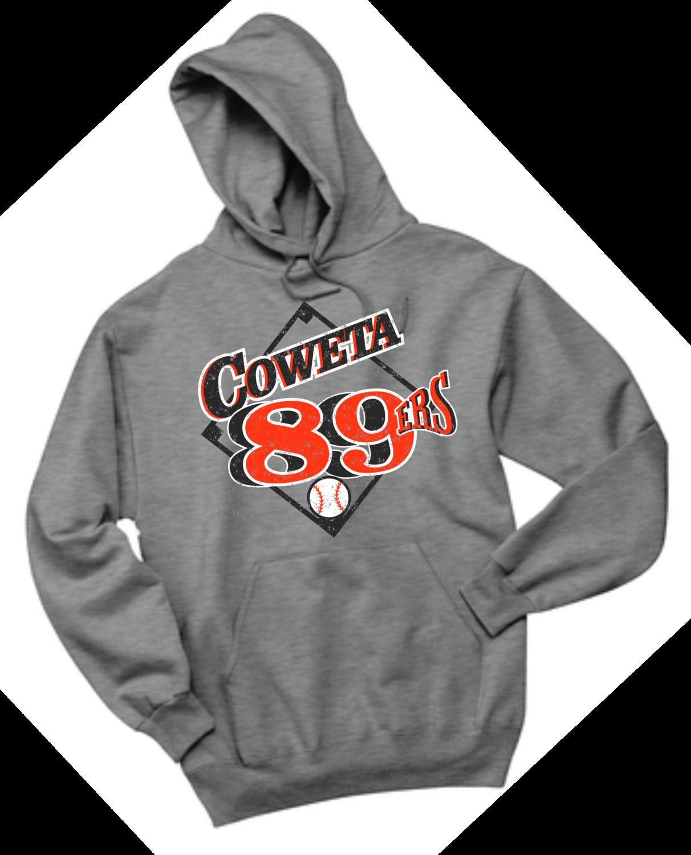 996Y - YOUTH - JERZEES - NuBlend Pullover Hooded Sweatshirt