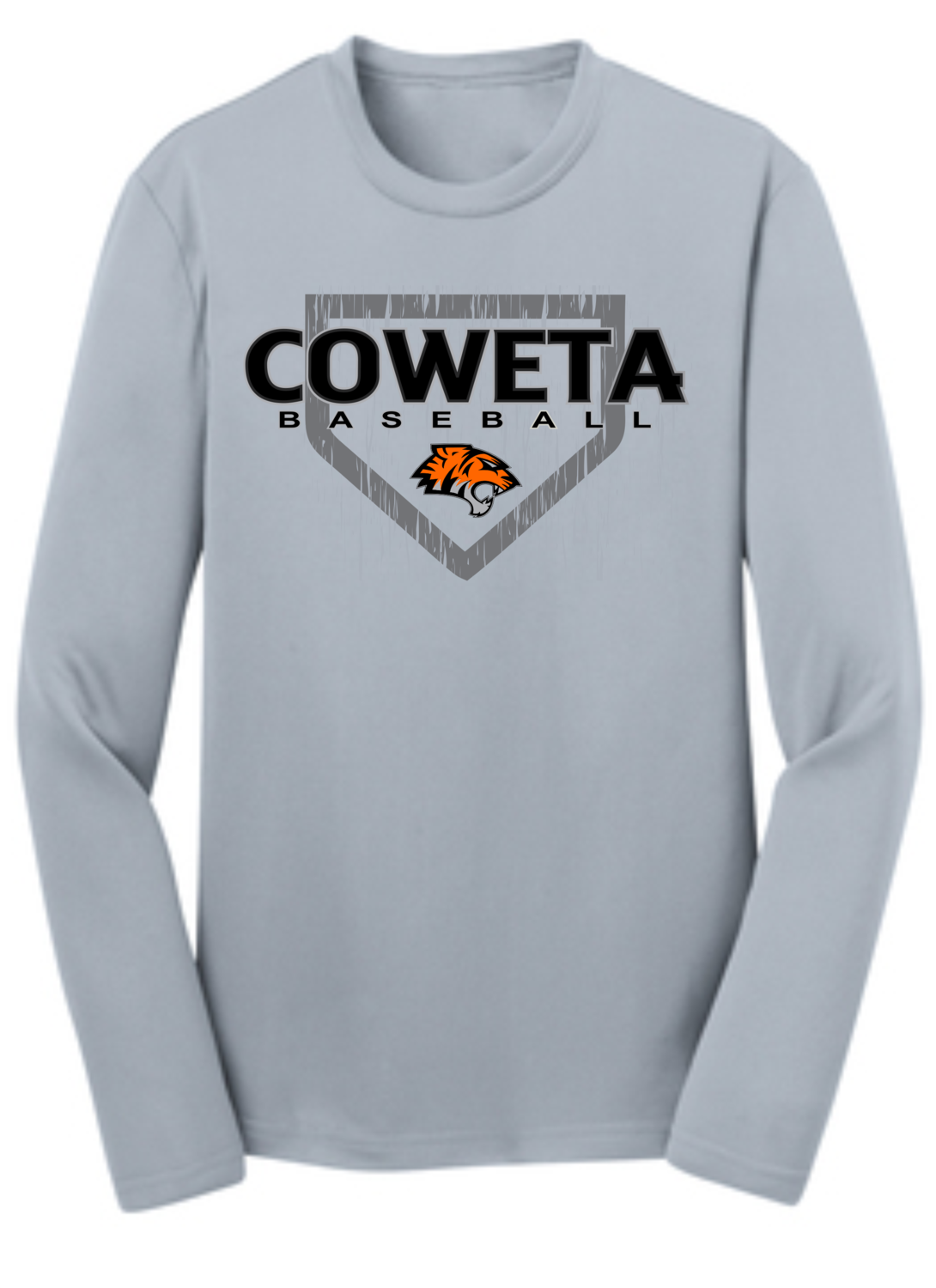 YST350LS YOUTH Sport-Tek® Youth Long Sleeve PosiCharge® Competitor™ Tee