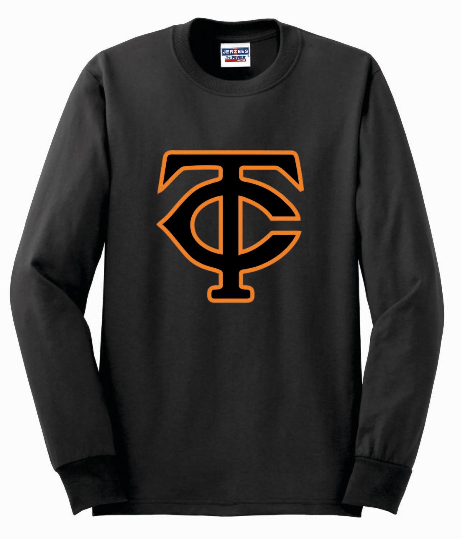 29LS  JERZEES® - Dri-Power®50/50 Cotton/Poly Long Sleeve T-Shirt