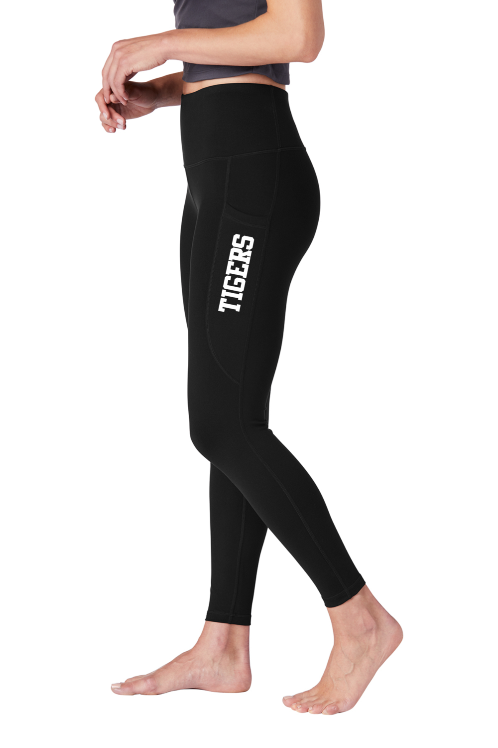 Lpst891 Sport Tek Leggings Sales for yoga clothes have increased 45 percent year over year. tee d up printing