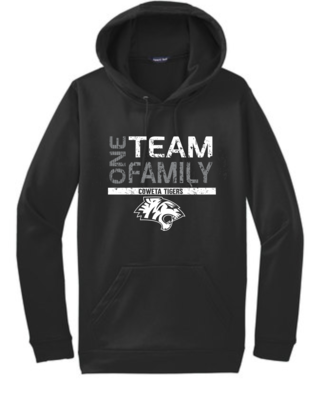 Sport-Tek® Youth Sport-Wick® Fleece Hooded Pullover