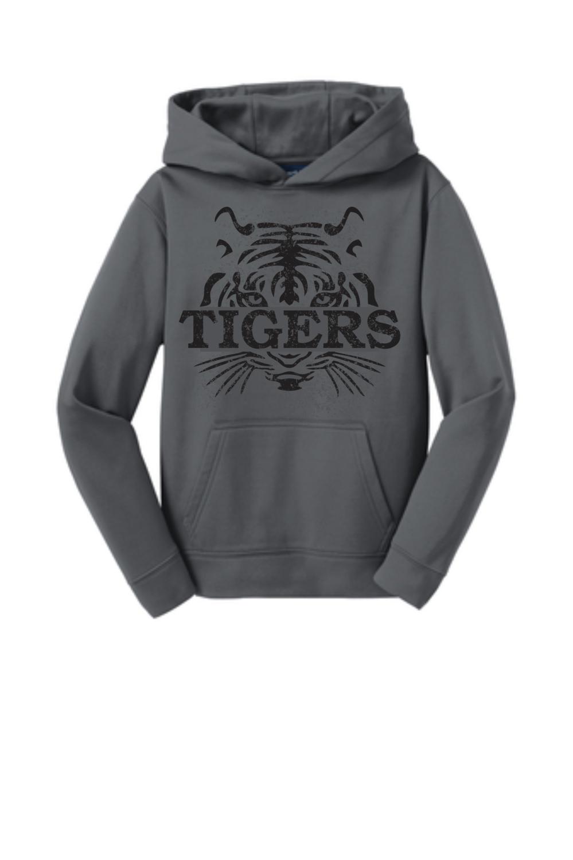 Sport-Tek® Sport-Wick® Fleece Hooded Pullover