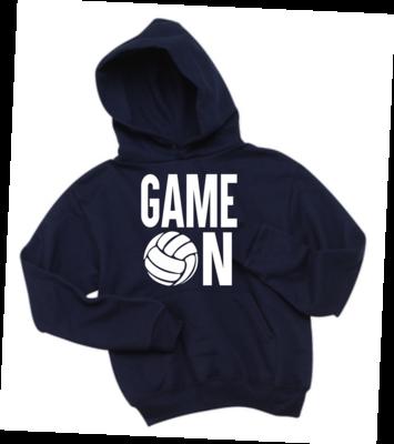 JERZEES® - Youth NuBlend® Pullover Hooded Sweatshirt