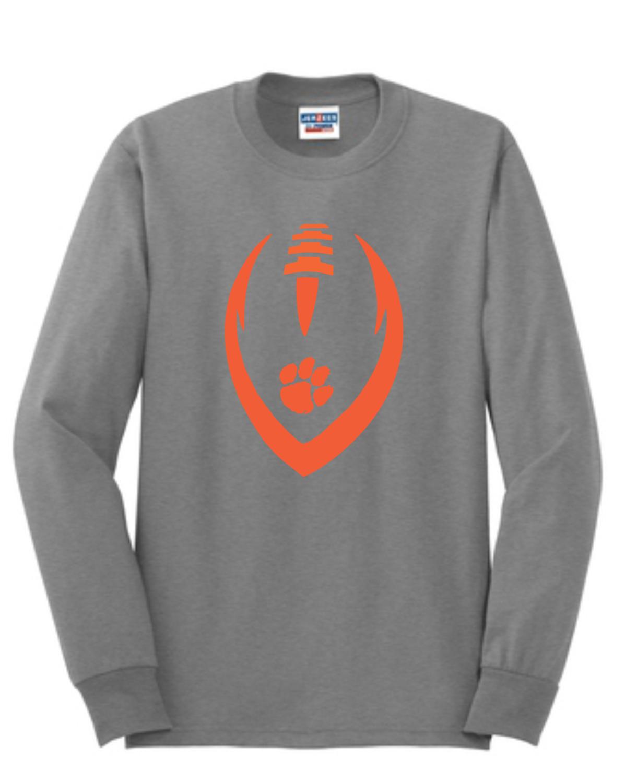 JERZEES® - Dri-Power® 50/50 Cotton/Poly Long Sleeve T-Shirt