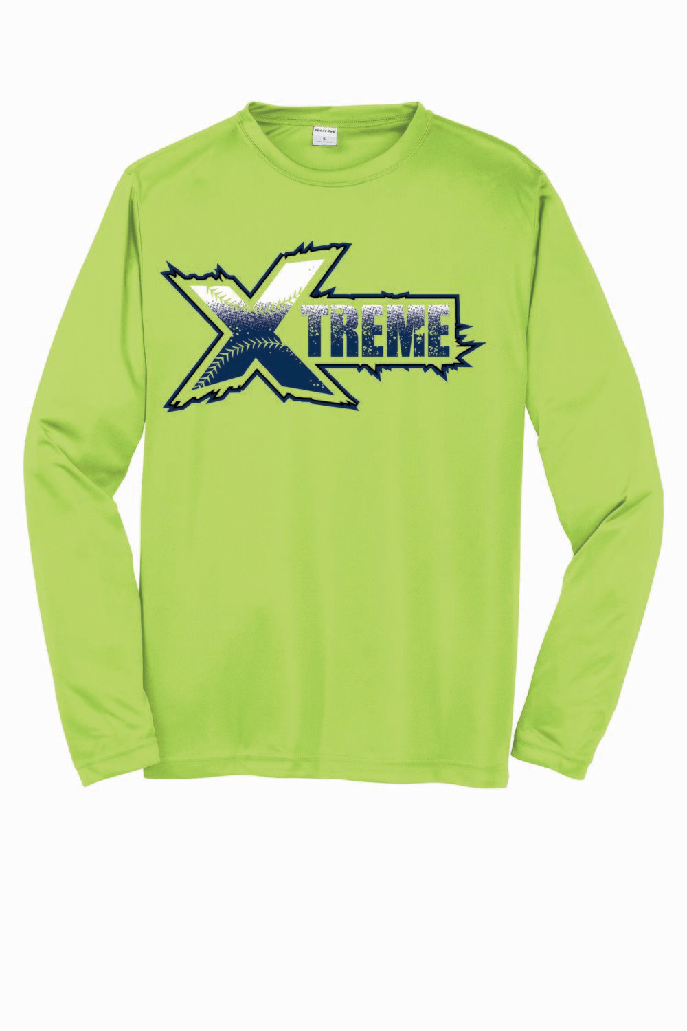 YST350LS - Sport-Tek® Youth Long Sleeve PosiCharge® Competitor™ Tee