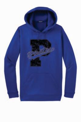 F244 - Sport-Tek® Sport-Wick® Fleece Hooded Pullover