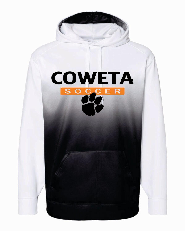 Badger - Ombre HOODED Sweatshirt - 1403