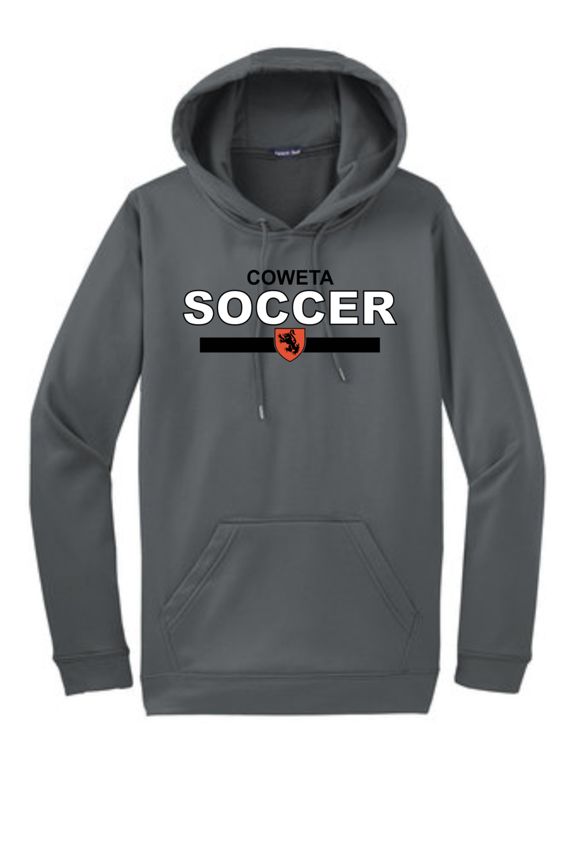 Sport-Tek® Sport-Wick® Fleece Hooded Pullover - Youth
