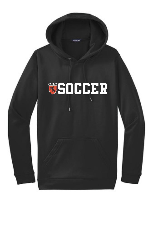 Sport-Tek® Sport-Wick® Fleece Hooded Pullover - Adult/Youth