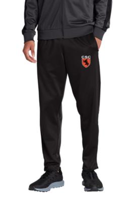 Sport-Tek ® Tricot Track Jogger (Leg Zipper)  - Mens
