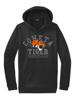 Sport-Tek® Sport-Wick® Fleece Hooded Pullover - Adult