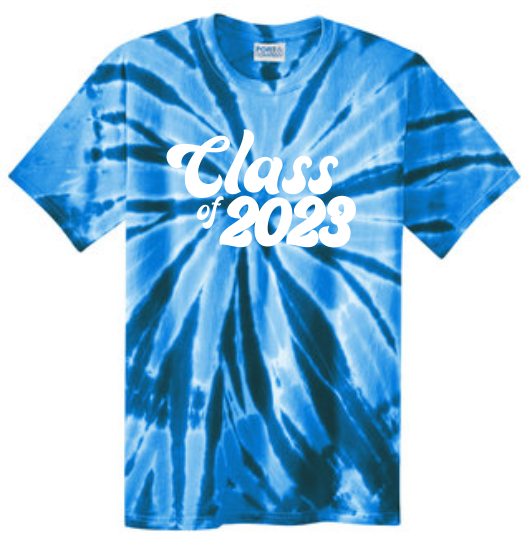 Port & Company® Tie-Dye Tee - Adult/Youth