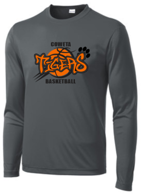 Sport-Tek® Long Sleeve PosiCharge® Competitor™ Tee Adult & Youth