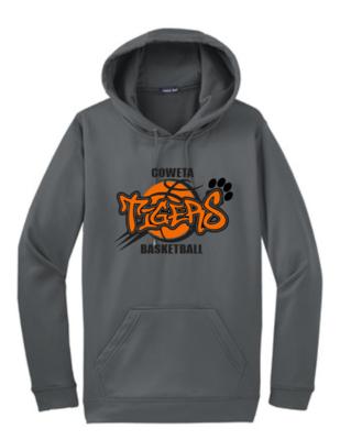 Sport-Tek® Sport-Wick® Fleece Hooded Pullover Adult & Youth
