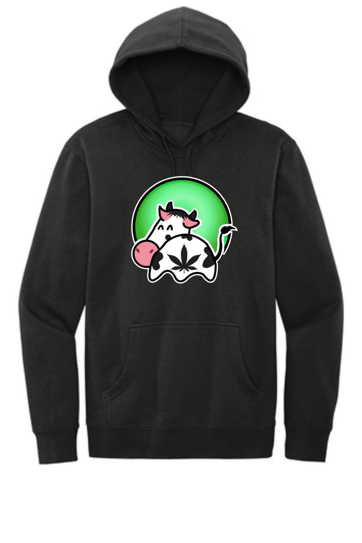 District® V.I.T.™ Fleece Hoodie - Original Logo No MedPharm