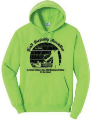 PC90YH - Port & Company® Youth Core Fleece Pullover Hooded Sweatshirt