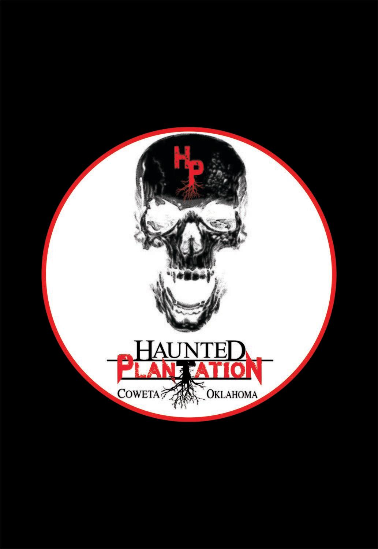 HAUNTED PLANTATION ~ Stickers [Opt1]