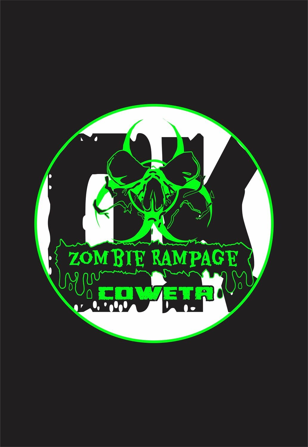 ZOMBIE RAMPAGE ~ Stickers [Opt3]