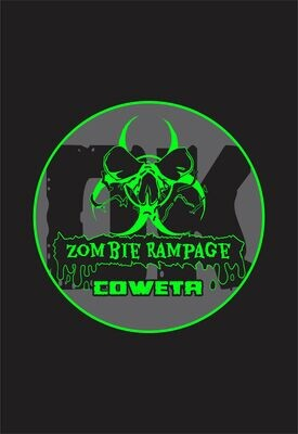 ZOMBIE RAMPAGE ~ Stickers [Opt4]