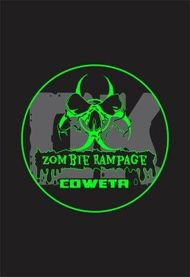 ZOMBIE RAMPAGE ~ Stickers [Opt2]