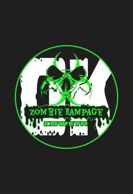 ZOMBIE RAMPAGE ~ Stickers [Opt1]