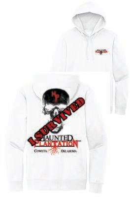 HAUNTED PLANTATION ~ DT6100 - District® V.I.T.™ Fleece HOODIE