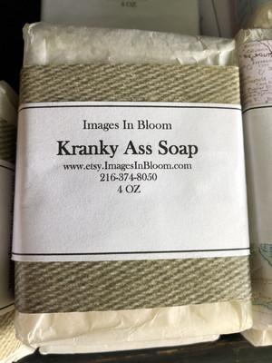 Kranky Ass Soap