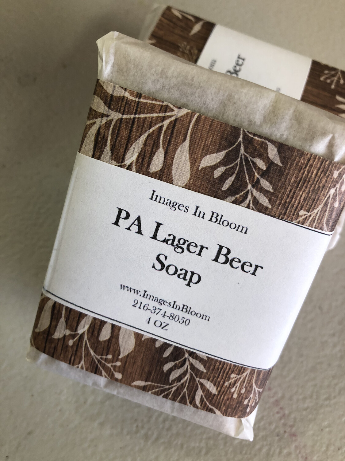 PA Lager Beer Soap