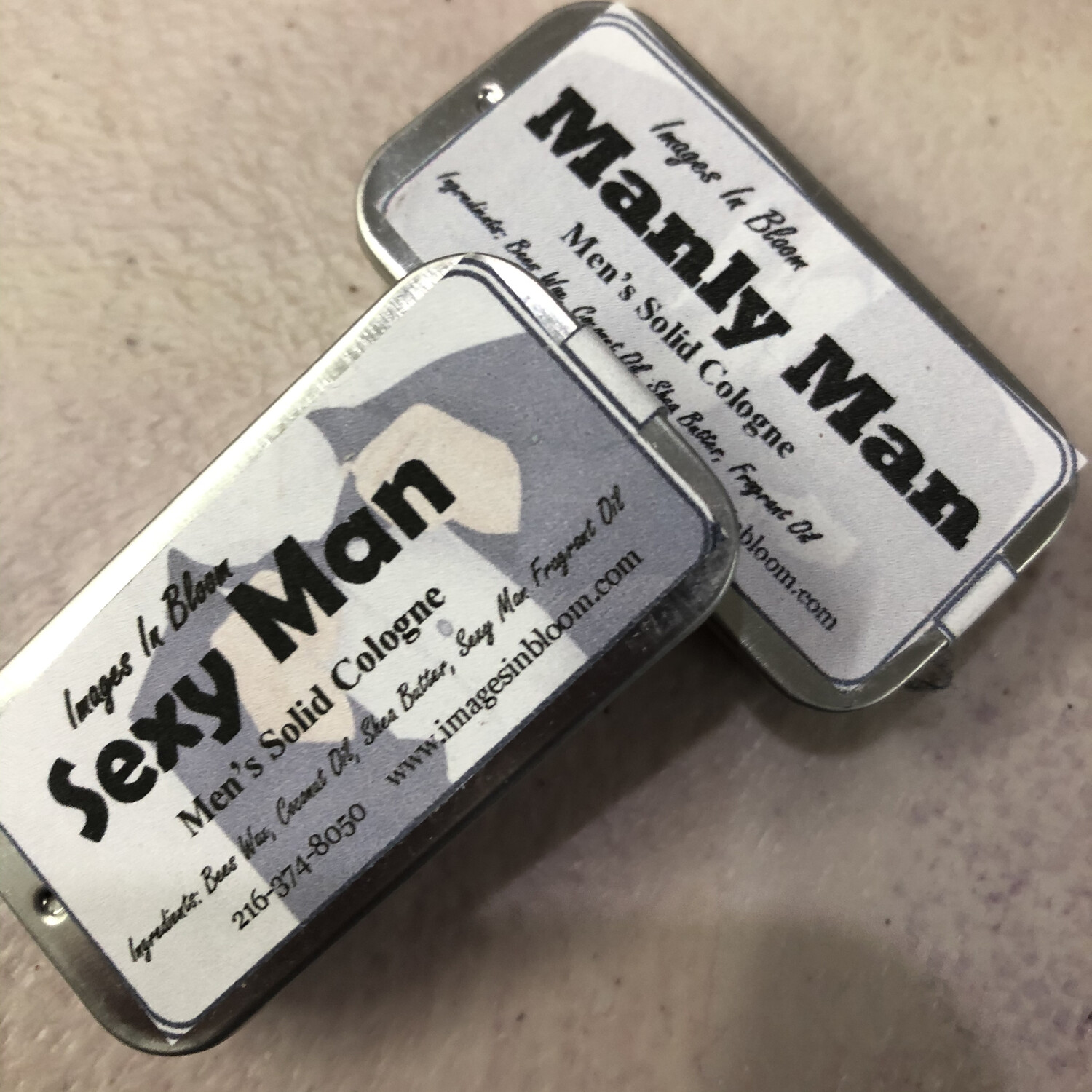 Sexy Man Solid Cologne