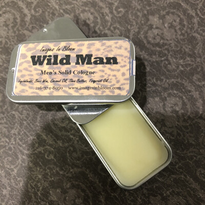 Wild Man Solid Cologne