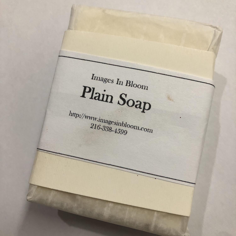 Plain Soap. **🇺🇸New***