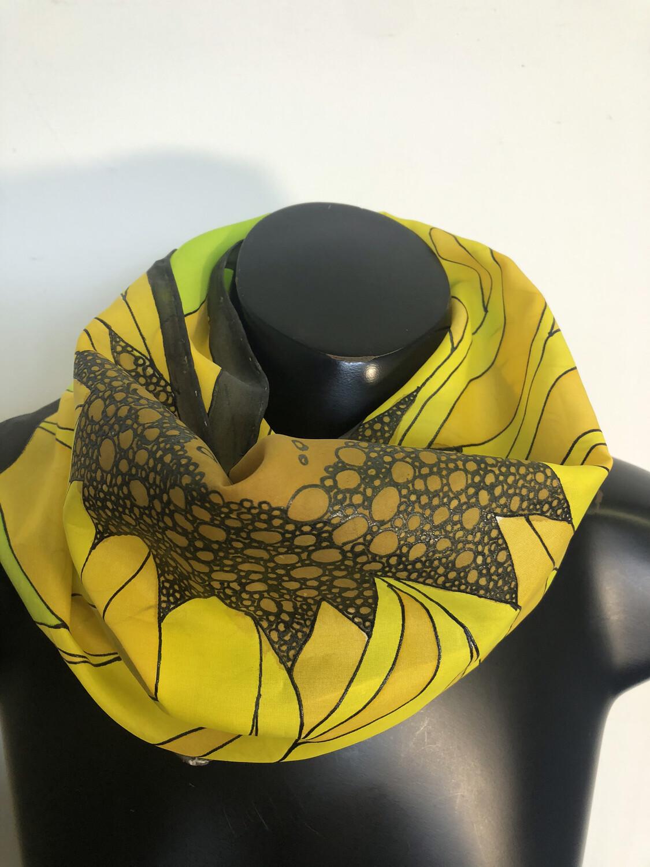 Sunflower Season Scarf