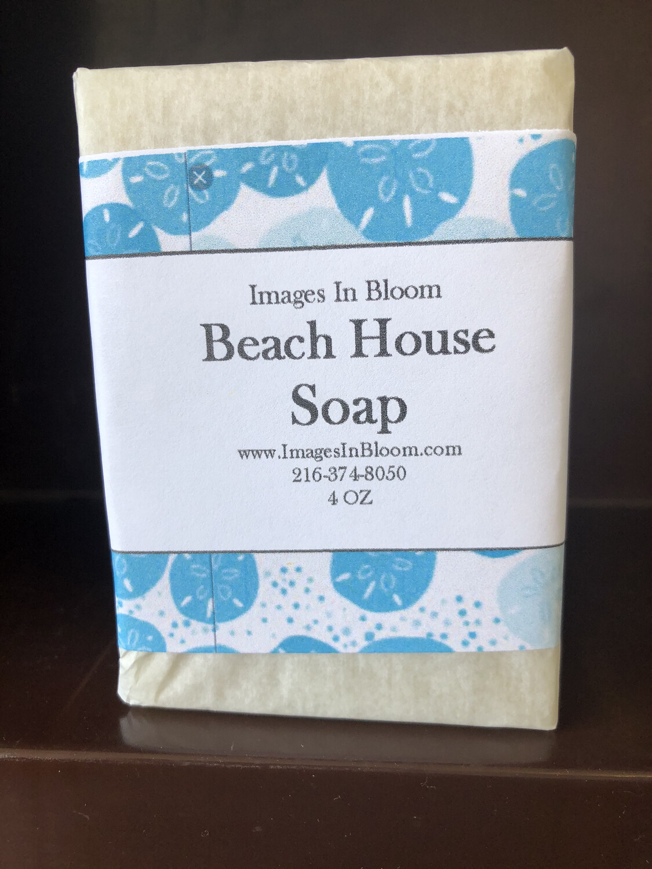 Beach House Soap