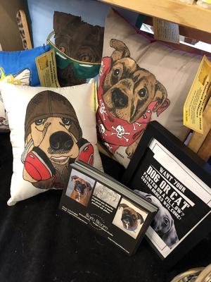 Gift Certificate- custom pet portrait