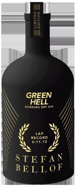 Green Hell Stefan Bellof Limited Editon