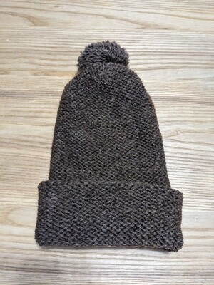 Slouchy Toque brook-brown