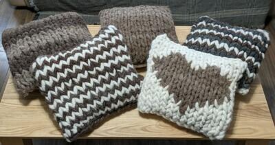 Large pillows