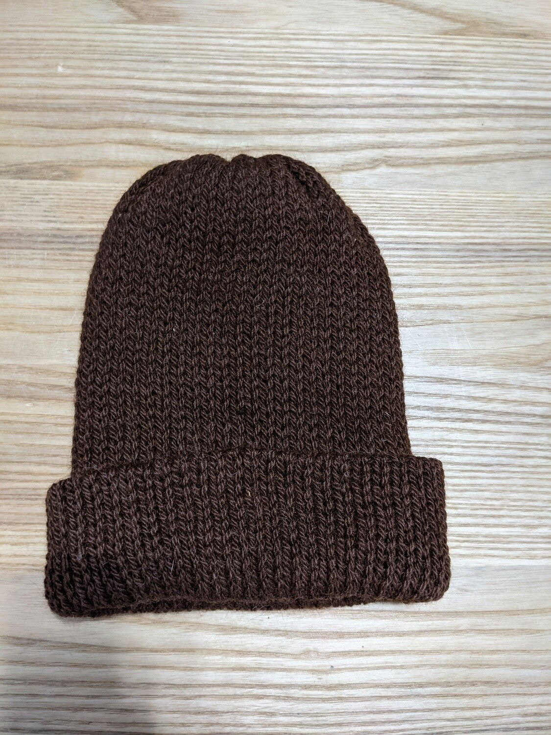 Slouchy Toque brown