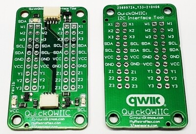 QuickQWIIC interface board